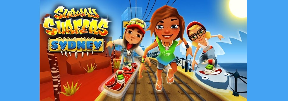 play online subway surfers game